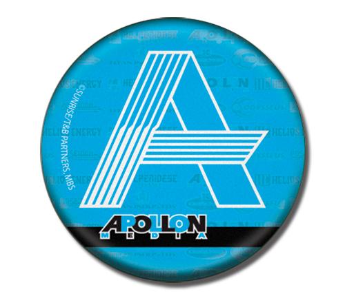 Tiger & Bunny - Apollon 3'' Button, an officially licensed Tiger & Bunny Button