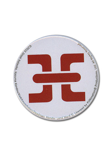 Deadman Wonderland Group 1.25 Button, an officially licensed Deadman Wonderland product at B.A. Toys.
