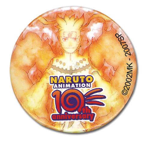 Naruto Shippuden Naruto Bijumode 10Th Anniversary 1.25
