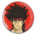 Rurouni Kenshin Ova Sanosuke 1.25'' Button, an officially licensed product in our Rurouni Kenshin Ova Buttons department.