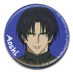 Rurouni Ova Aoshi 1.25'' Button, an officially licensed product in our Everything Else Buttons department.