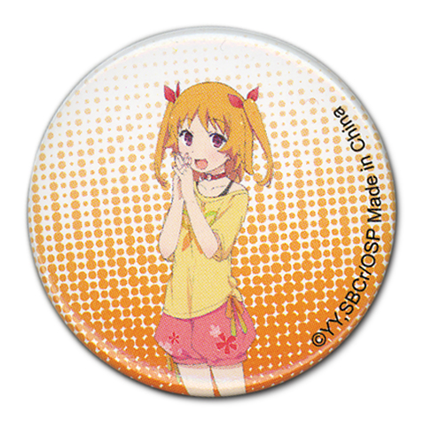 Oreshura - Chiwa Button 1.25'', an officially licensed product in our Oreshura Buttons department.