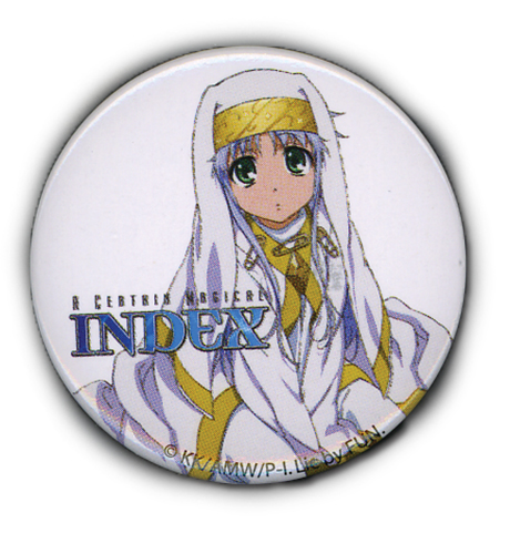 A Certain Magical Index - Index Button 1.25