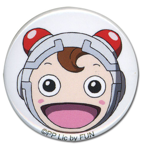 Psycho Pass - Momissa Button 1.25, an officially licensed Psycho-Pass product at B.A. Toys.