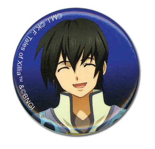 Tales Of Xilla Jude Button, an officially licensed product in our Tales Of Xillia Buttons department.