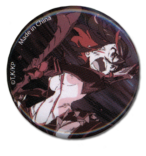 Kill La Kill - Ryuko 1.25'' Button officially licensed Kill La Kill Buttons product at B.A. Toys.