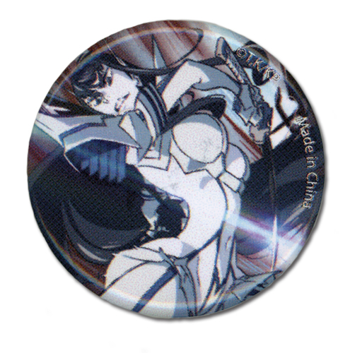 Kill La Kill - Satsuki 1.25'' Button officially licensed Kill La Kill Buttons product at B.A. Toys.