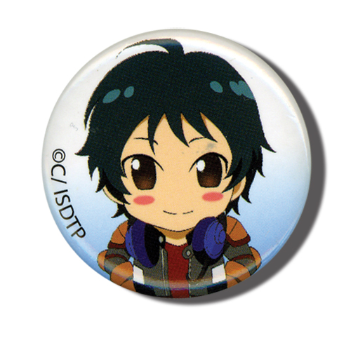 Ixion Saga - Dt Button 1.25'', an officially licensed product in our Ixion Saga Buttons department.
