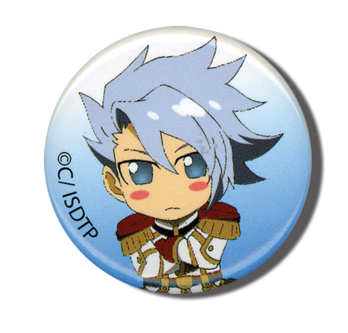 Ixion Saga - Ed Button 1.25'', an officially licensed product in our Ixion Saga Buttons department.