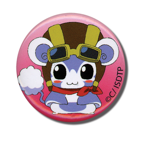 Ixion Saga - Pet Button 1.25'', an officially licensed product in our Ixion Saga Buttons department.