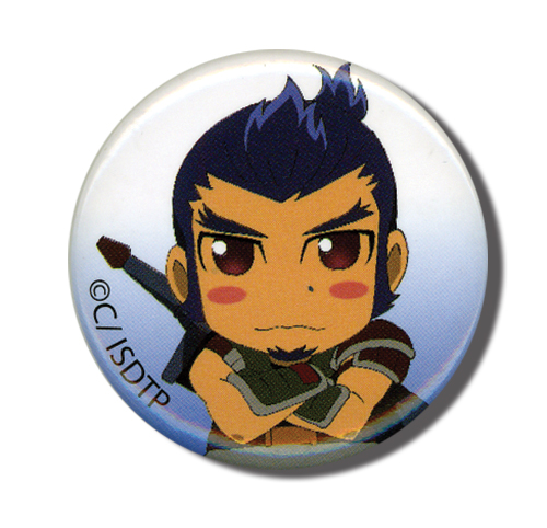 Ixion Saga - Sainglain Button 1.25'', an officially licensed product in our Ixion Saga Buttons department.