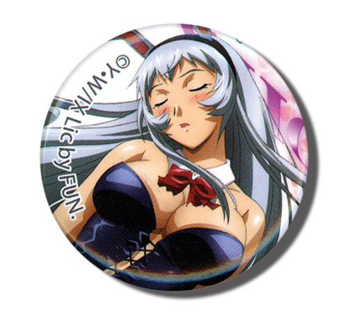 Ikki Tousen Xx - Chouun Button, an officially licensed Ikki Tousen Xx product at B.A. Toys.