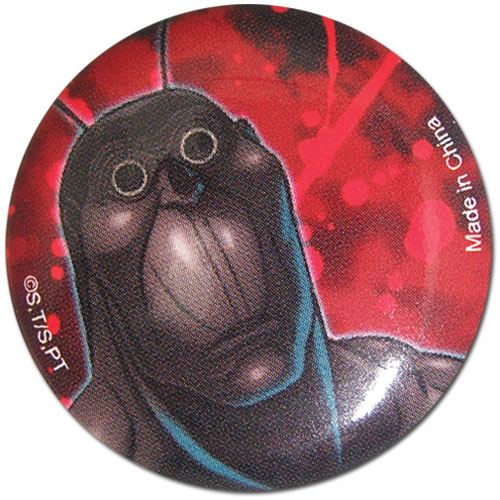 Terra Formars - Monster Button officially licensed Terra Formars Buttons product at B.A. Toys.