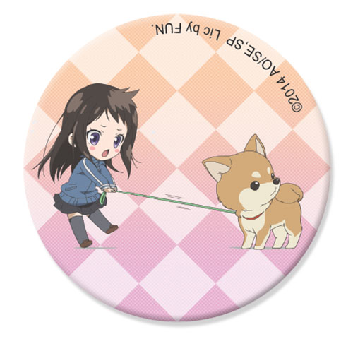 Soul Eater Not! - Tsugumi Sd Button 1.25'' officially licensed Soul Eater Not! Buttons product at B.A. Toys.