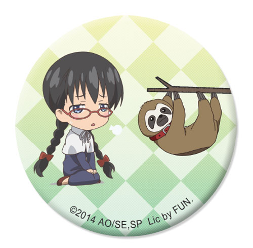 Soul Eater Not! - Eternal Feather Sd 1.25'' Button officially licensed Soul Eater Not! Buttons product at B.A. Toys.