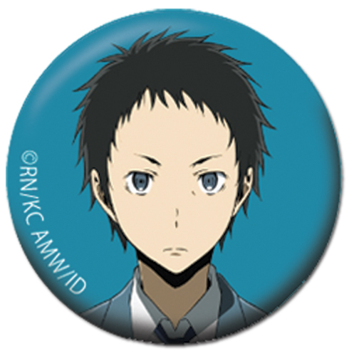 Durarara!!x2 - Mikado Button 1.25'' officially licensed Durarara!! Buttons product at B.A. Toys.