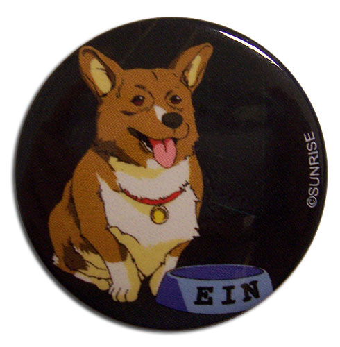 Cowboy Bebop - Ein Button, an officially licensed Cowboy Bebop product at B.A. Toys.