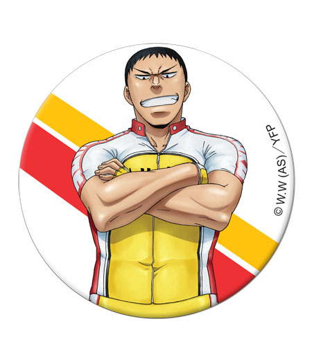 Yowamushi Pedal - Tadakoro Button 1.25'' officially licensed Yowamushi Pedal Buttons product at B.A. Toys.