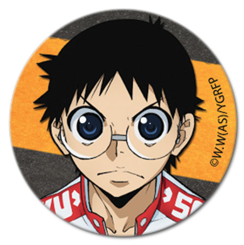 Yowamushi Pedal Gr - Oneda Button, an officially licensed product in our Yowamushi Pedal Buttons department.