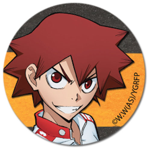 Yowamushi Pedal Gr - Naruko Button, an officially licensed Yowamushi Pedal product at B.A. Toys.