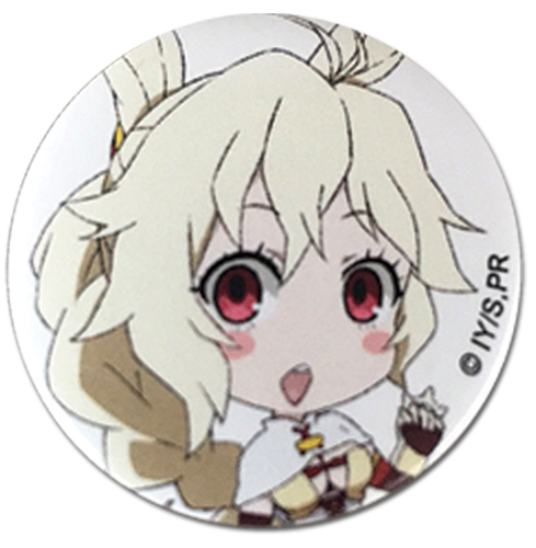 Rokka - Nachetanya Button 1.25'', an officially licensed product in our Rokka Buttons department.