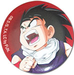 Dragon Ball Z - Gohan 1.25'' Button officially licensed Dragon Ball Z Buttons product at B.A. Toys.