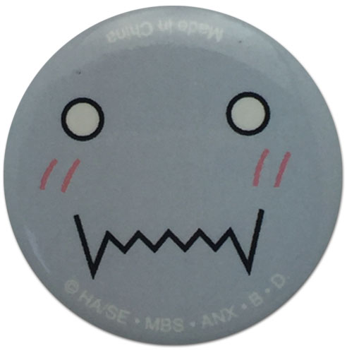 Fullmetal Alchemist - Al Face Button 1.25'' officially licensed Fullmetal Alchemist Buttons product at B.A. Toys.