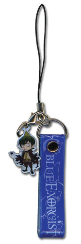 Blue Exorcist Amaimon Cellphone Strap, an officially licensed Blue Exorcist product at B.A. Toys.