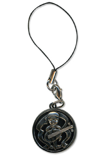 Bodacious Space Pirates Chiaki Cellphone Charm, an officially licensed Bodacious Space Pirates Cell Phone Accessory