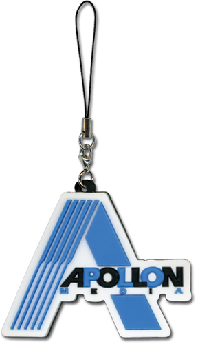 Tiger & Bunny Apollon Media Cellphonce Charm officially licensed product at B.A. Toys.
