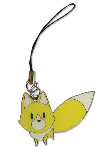 Star Driver Fukubuchou Metal Cellphone Charm, an officially licensed product in our Star Driver Costumes & Accessories department.