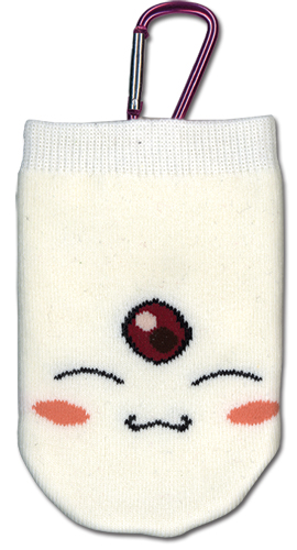 Tsubasa Mokona Knitted Cellphone Bag, an officially licensed Tsubasa product at B.A. Toys.