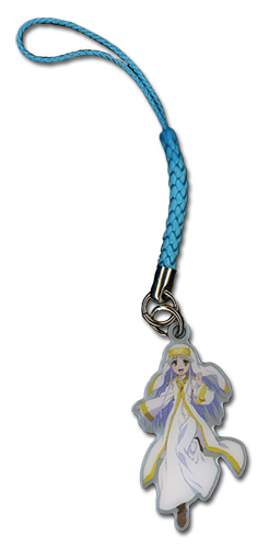 A Certain Magical Index Index Cellphone Charm, an officially licensed A Certain Magical Index Cell Phone Accessory
