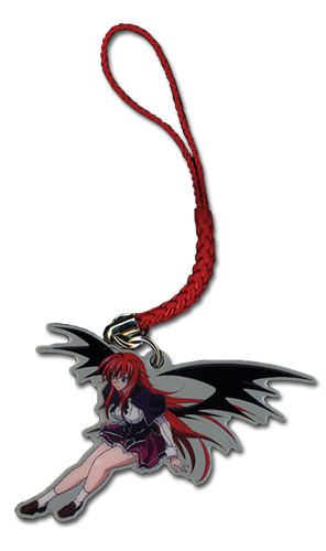High School Dxd Rias Cellphone Charm, an officially licensed product in our High School Dxd Costumes & Accessories department.