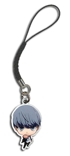 Persona 4 - Sd Yuu Metal Cell Phone Charm, an officially licensed product in our Persona Costumes & Accessories department.