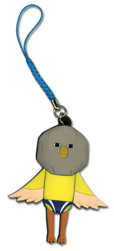 Free! - Iwatobi Chan Cellphone Charm, an officially licensed product in our Free! Costumes & Accessories department.