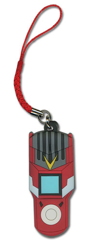 Digimon - Fushion Leader Pvc Cellphone Charm, an officially licensed Digimon Cell Phone Accessory