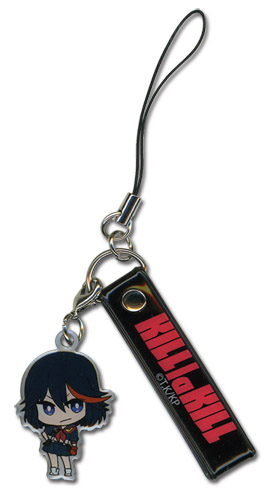 Kill La Kill - Sd Ryuko Cellphone Strap, an officially licensed product in our Kill La Kill Costumes & Accessories department.