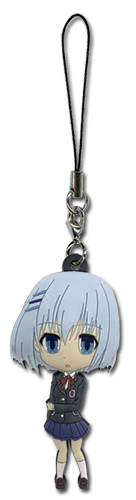Date A Live - Tobiichi Pvc Phone Charm, an officially licensed product in our Date A Live Costumes & Accessories department.