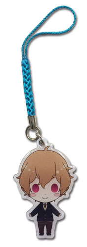 Free! - Nagisa Sd Metal Cell Phone Charm, an officially licensed product in our Free! Costumes & Accessories department.