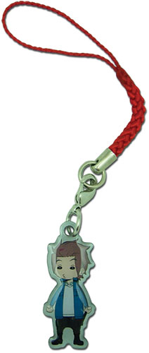 World Trigger - Sd Yuichi Metal Phone Charm, an officially licensed product in our World Trigger Costumes & Accessories department.