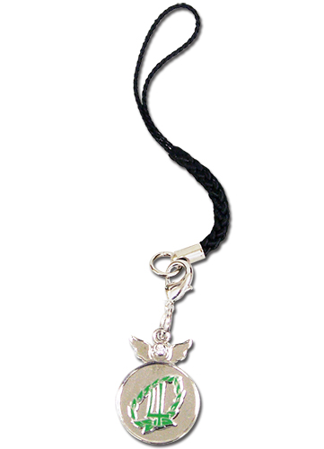 Sailor Moon - Jupiter Change Rod Cellphone Charm, an officially licensed product in our Sailor Moon Costumes & Accessories department.