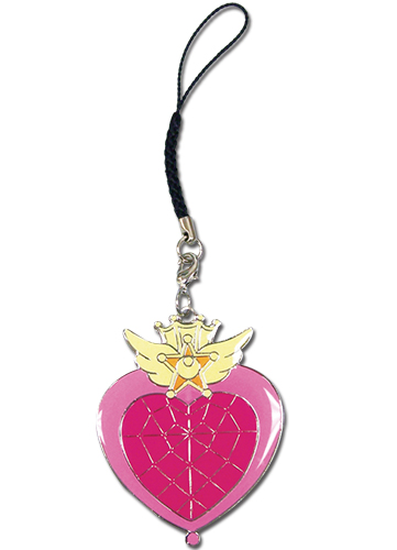 Sailor Moon - Sailor Chibimoon Compact Cell Phone Charm, an officially licensed product in our Sailor Moon Costumes & Accessories department.