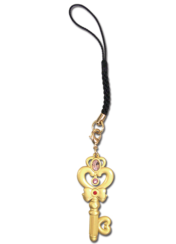 Sailor Moon - Time Key Cell Phone Charms, an officially licensed product in our Sailor Moon Costumes & Accessories department.