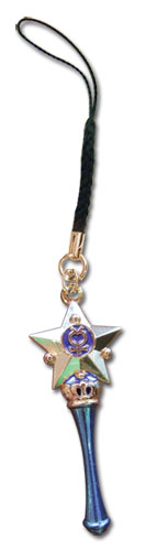 Sailor Moon - Mercury Moon Pen Cell Phone Charm, an officially licensed product in our Sailor Moon Costumes & Accessories department.