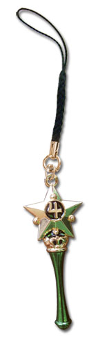 Sailor Moon - Jupiter Moon Pen Cell Phone Charm, an officially licensed product in our Sailor Moon Costumes & Accessories department.