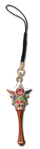 Sailor Moon - Venus Moon Pen Cell Phone Charm, an officially licensed product in our Sailor Moon Costumes & Accessories department.