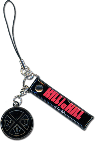 Kill La Kill - Nudist Beach Icon Cell Phone Charm, an officially licensed product in our Kill La Kill Costumes & Accessories department.