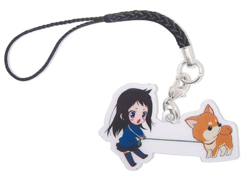 Soul Eater Not! - Tsugumi Sd Phone Charm, an officially licensed product in our Soul Eater Not! Costumes & Accessories department.