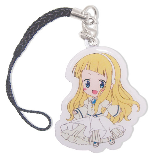 Soul Eater Not! - Meme Sd Phone Charm, an officially licensed product in our Soul Eater Not! Costumes & Accessories department.